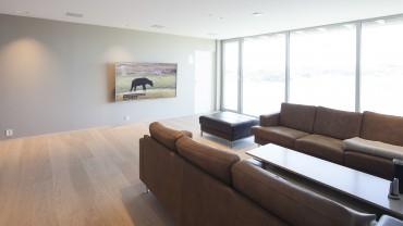 Sofa i TV-stuen må lages av møbelsnekkeren