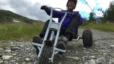 Hørt om mountaincart?