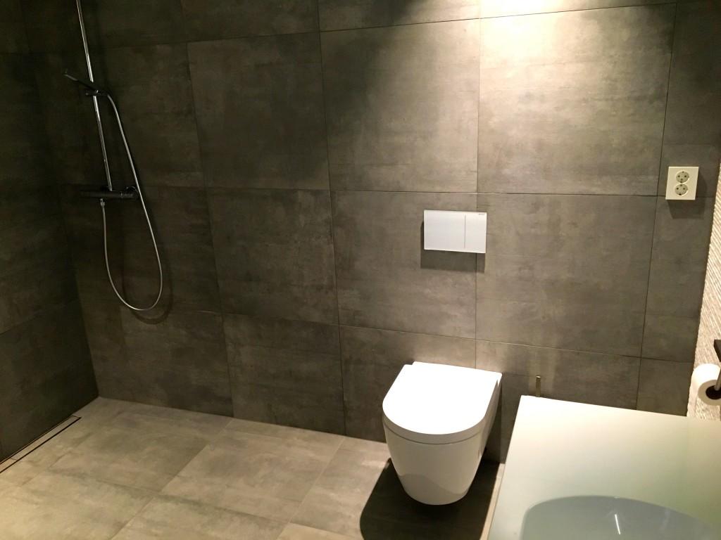 Et klassisk bad