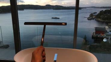 Renhold på badet – en liten nal gjør susen