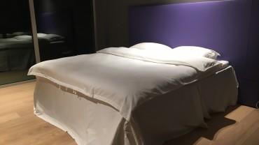 Soverommet er ferdig – tror jeg