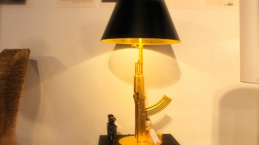 Sjekk denne lampen! Skal, skal ikke?