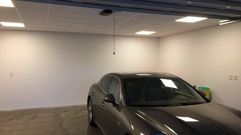 Garasje bygges kjapt og greit med egeninnsats